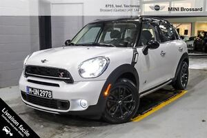 2015 MINI Cooper Countryman Cooper S ALL4 (AWD) + Xenon + Toit p