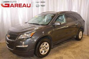 2013 CHEVROLET TRAVERSE AWD AWD - LS
