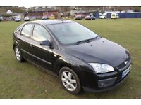 2007 Ford Focus 1.8 TDCI Sport *** NEEDS REPLACEMENT BRAKE SERVO AND TLC !! *** for spares or parts