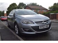 Vauxhall Astra 2013 1.7Cdti sri