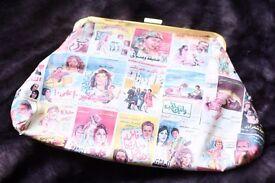 60's vintage hand bag
