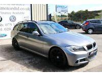 BMW 320d M-Sport Touring Grey (finance & Warranty)