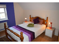 ** Double Rooms with Shared Shower Room in Christchurch To Let **