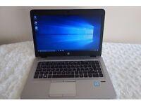 RRP: £1598 BRAND NEW HP EliteBook 840 G3 Intel i7 6th 14 inch 16GB, 256GB SSD Warranty 2020