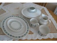 ROYAL DOULTON DINNER AND COFFEE SERVICE