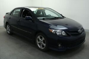 2013 Toyota Corolla S+TOIT+E.TACT+BLUTH+CRUISE+DEM.DIST+MAGS