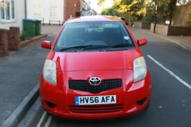 Toyota Yaris T3 RED