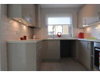 Bellshill refurbished 3 bedroom ground floor flat with private garden