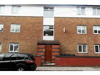 Cedar Terrace Fl2 Single bedroom mid floor flat in purpose built block with GCH & DG. LHA welcome