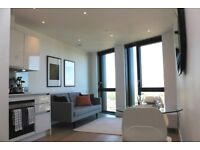 SHORTLET - STUNNING VIEWS FROM THIS MODERN ONE BEDROOM APARTMENT NEAR WESTMINISTER!