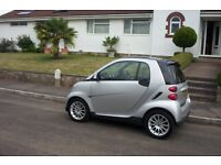 010 SMART CAR PASSION DIESEL
