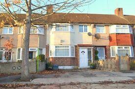 Reduced!!! Three bedroom house Twickenham £1700pcm Catchment area for schools