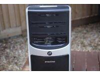 EMachine E 4212 Desktop PC Box only