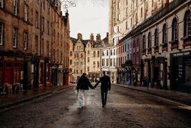 Glasgow Wedding Photographer - Francis J Smith Photography