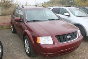 2007 Ford Freestyle Limited, LEATHER, SUNROOF, 7 PASS.