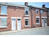 2 Bed Mid Terraced Home £350 PCM, Gas Central Heating, Rewired, Available Unfurnished On 7th August