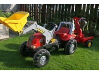 Pedal Tractor £50