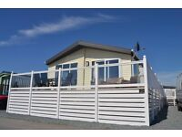 Monthly option to pay for this stunning lodge at Sandy Bay Holiday Park - Open 12 months low fees