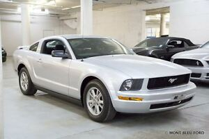 2005 Ford Mustang V6 -WOW ONLY/ SEULEMENT 287 km's!!!!!!