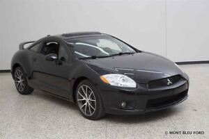 2011 Mitsubishi Eclipse GT/V6, LEATHER, ROOF, BLUETOOTH