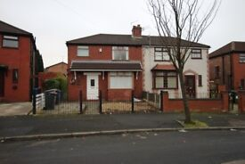 3 bedroom semi-detached house to rent Oakfield Avenue - NO FEES