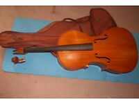 Palatino full sized cello for spares & repairs