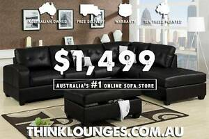 BRAND NEW HIGH QUALITY MODERN SOFAS, FREE HOME DELIVERY Ipswich Ipswich City Preview