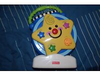 Fisher Price Musical Night Light Projector