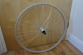 Mountain Bike Brand New Rear Wheel Threaded Hub Alloy Wheel Quick Release Skewer Delivery If Local