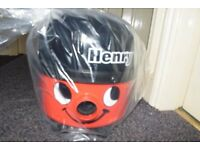 Single Speed Henry Hoover With Brand New Accessory Kit