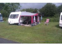 NR Executive 975 Caravan Awning