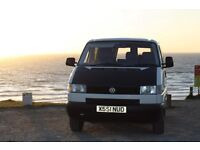 Volkswagen VW T4 camper van, excellent condition inside and out MOT March2017 first to see will buy