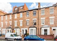 Delorme Street- three bedroom, two bathroom split level period conversion flat