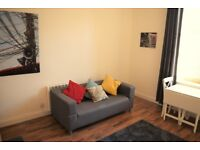 Newly Decorated 1-Bed Flat on Leith Walk