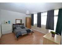 EXCEPTIONAL 3 BEDROOM TIDY HOUSE WITH BALCONY; 5 MINS FROM MILE END STN WALKING DISTANCE FROM QMUL