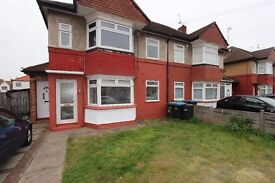 DSS WELCOME WITH A GUARANTOR - 2 BEDROOM GROUND FLOOR MAISONETTE IN ENFIELD, EN3-