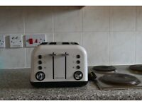 SOLD Four-slot toaster