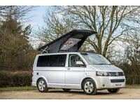 HUGE SPEC! VW T5.1 65 Plate SWB Trendline Campervan