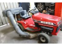 Honda Ride On Mower
