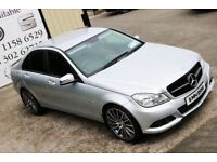 2011 MERCEDES C200 CDI BLUEEFF SE AUTO *NIGHT EDITION SPEC* *SOUTHERN REG*(WARRANTY AVAILABLE)