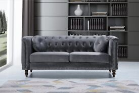 Florence sofa   3+2 seater in grey colour  