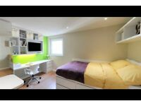 STUDENT ROOM TO RENT IN LONDON EN-SUITE WITH PRIVATE BEDROOM, SHARED KITCHEN, PRIVATE BATHROOM