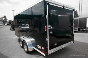 ATC Raven 7x16 Enclosed Trailer - 04942