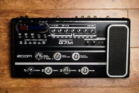 ZOOM G7.1ut Multi Guitar Effects Pedal