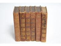 Arabian Nights 1811 1st edition of the important Scott translation