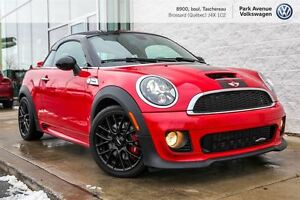 2013 MINI Coupe John Cooper Works BAS KM ! RARE ! *116$ / SEM *