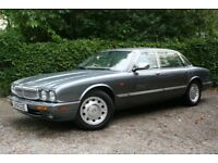 ONLY 2 FORMER KEEPERS FROM NEW, LWB DAIMLER V8, STUNNING CONDITION THROUGHOUT