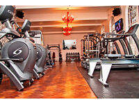 Luxury Therapy centre to rent or lease in Benton with the use of 2000sq ft fully fitted gym & studio