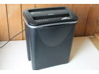 [BARGAIN] Small office paper shredder. Acco Rexel Whisper.