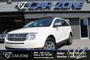 2007 Lincoln MKX LIMITED AWD NAVI PANOROOF